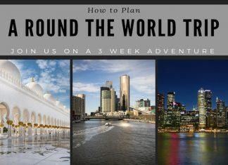 round the world adventure