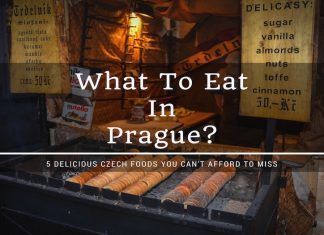 what to eat in prague
