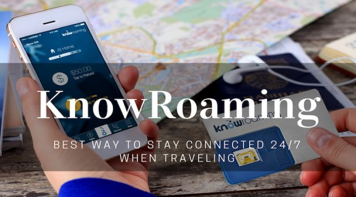knowroaming service