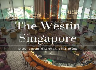 westin singapore hotel