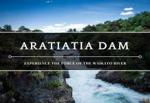 aratiatia dam new zealand