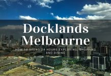 things to do in docklands
