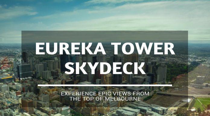 eureka tower skydeck