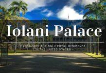 iolani palace tour