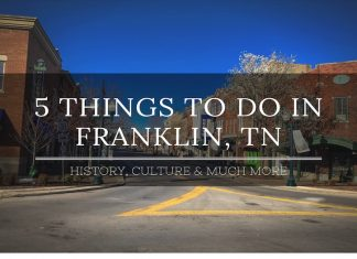 things to do in franklin