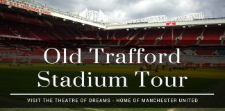 old trafford stadium tour