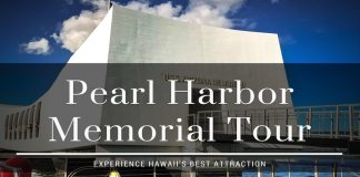 pearl harbor memorial tour