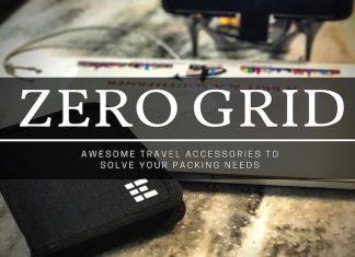 zero grid accessories