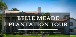 belle meade plantation tour