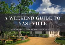 weekend in nashville