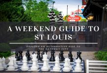 weekend in st louis