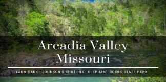 Arcadia Valley