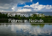 Best Places to Take Pictures in Nashville