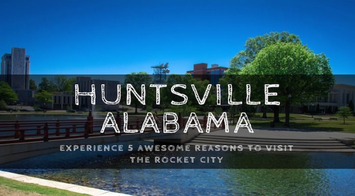 things to do in huntsville