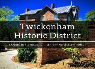 twickenham historic district
