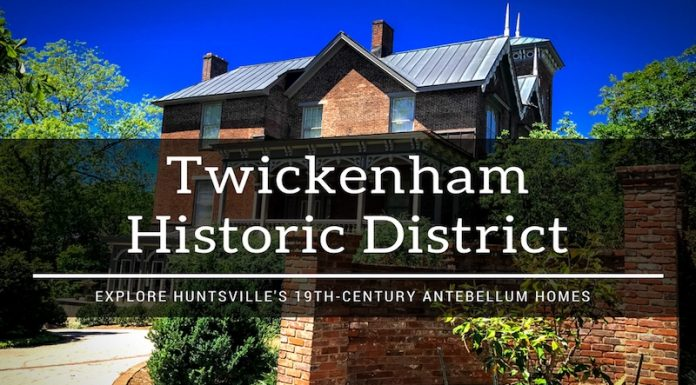 twickenham historic district
