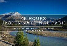 48 hours in jasper national park
