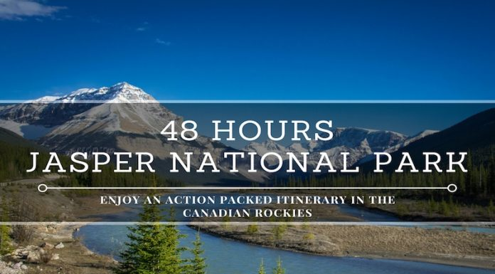 48 hours in jasper national park
