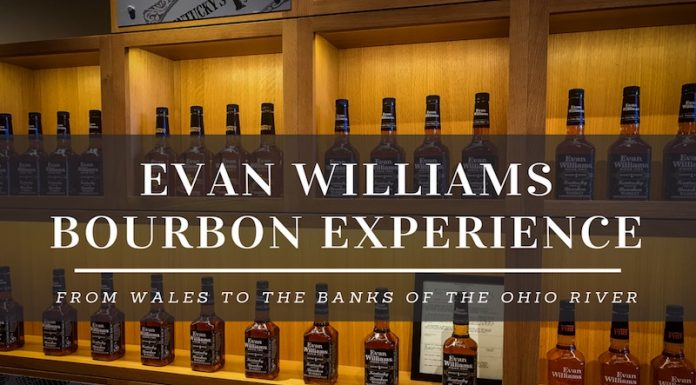evan williams tour