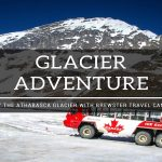 Brewster Travel Canada Glacier Adventure