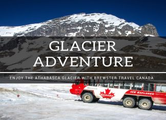 Brewster Travel Canada Glacier Adventure