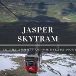whistlers mountain jasper skytram