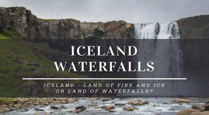 best waterfalls in iceland