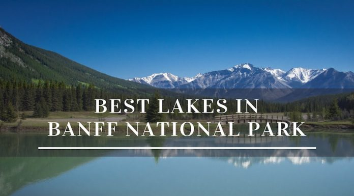 best lakes in banff national park