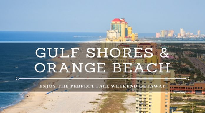 gulf shores orange beach getaway