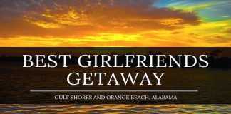 best girls getaway destination