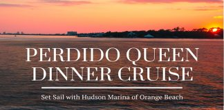 best dinner cruise in orange beach