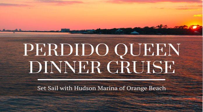 best dinner cruise in orange beach