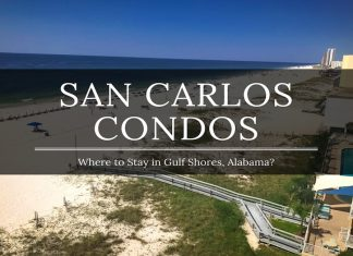 where to stay in gulf shores