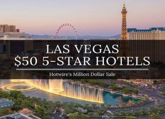 5 star hotels in las vegas
