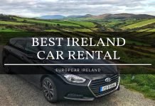 best car rental in ireland