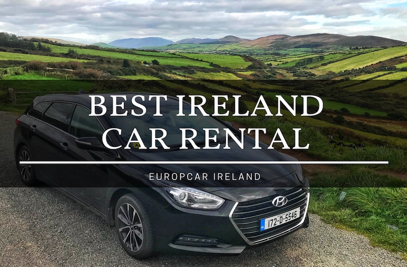 Why Europcar Is The Best Car Rental Company In Ireland