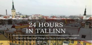 24 hours in tallinn estonia
