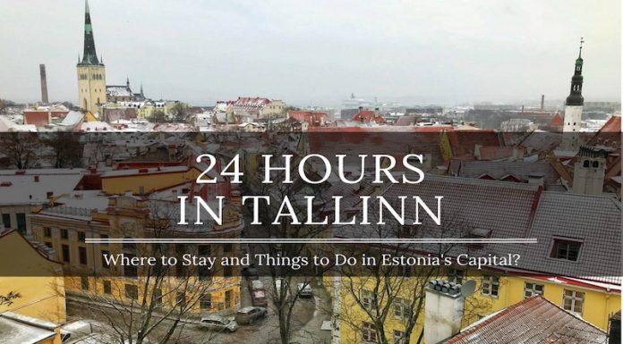 24 hours in tallinn estonia