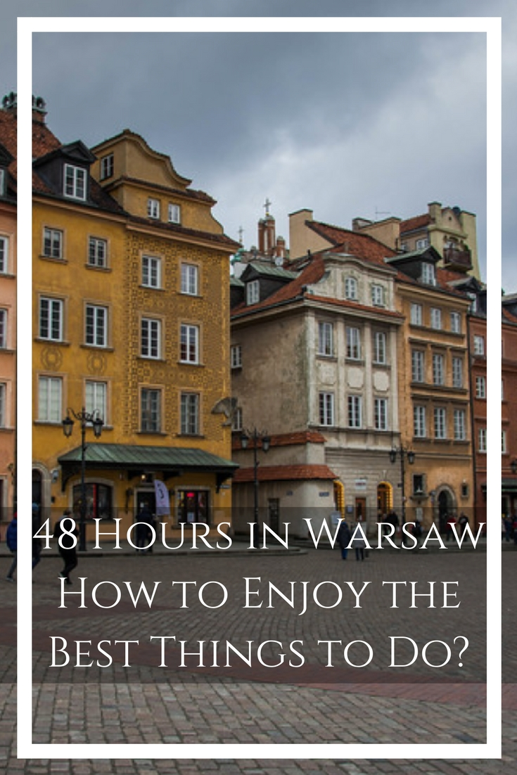 Poland may not be a country that is at the top of most people's bucket lists but after our recent visit to the capital city of Warsaw, we were pleasantly surprised at just how much there was to do there. #Poland #Warsaw