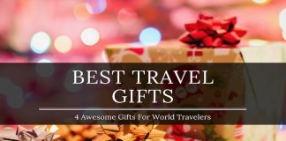 best gifts for world travelers