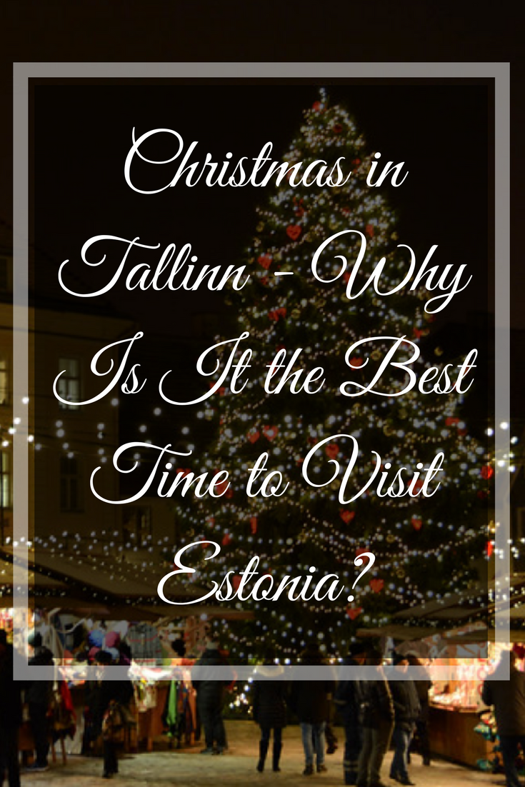 Christmas is our favorite time of the year, so heading on our adventure at the end of November to explore the Baltic States, we were excited and