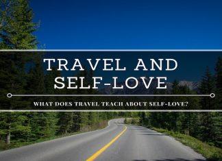 travel teach about self-love