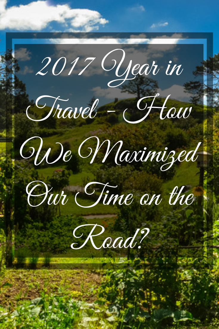 Every year we take time to reflect on the last 12 months and this year is no different. As each year goes by, we always say that the next year cannot get any better but yet again, 2017 was another amazing whirlwind adventure. #2017inreview