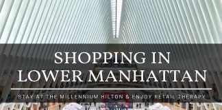shopping in lower manhattan