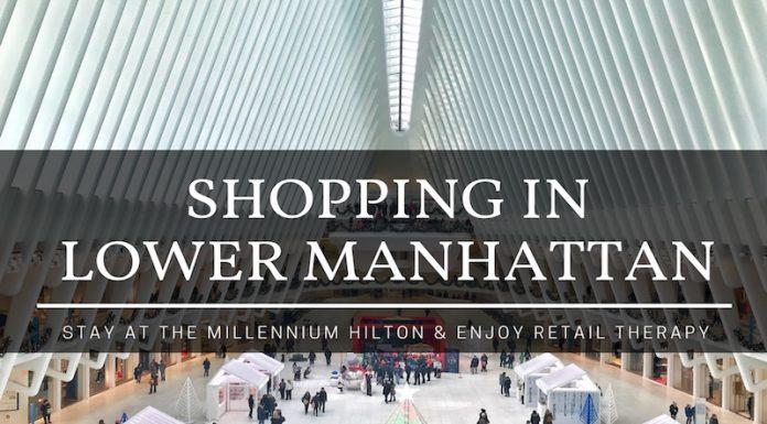 shopping in lower manhattan