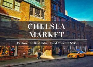 chelsea market tour