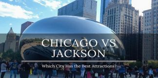 chicago and jackson