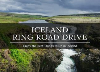 iceland ring road drive