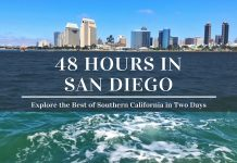 48 hours in san diego
