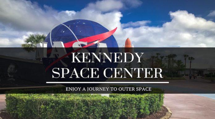 kennedy space center bus tour